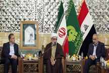 میراث مشترک ایران و عراق محبت اهل بیت (ع) است