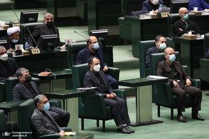 جلسه بررسی صلاحیت وزیران پیشنهادی دولت سیزدهم