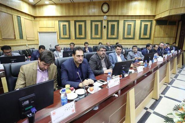 مطالبه گری شهرداران کرمانشاه از معاون وزیر کشور