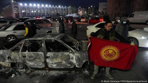 دولت صدای معترضان را شنید و خواسته آنها را بر آورده کرد