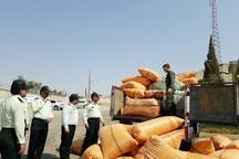 90 میلیارد ریال کالای قاچاق در خوزستان کشف شد