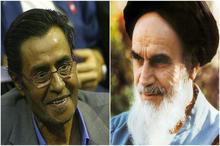 خاطره ای نقل نشده از عکس امام در خانه خسرو شکیبایی
