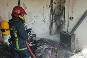 انفجار ناشی از نشت گاز در جغتای 2 مجروح داشت