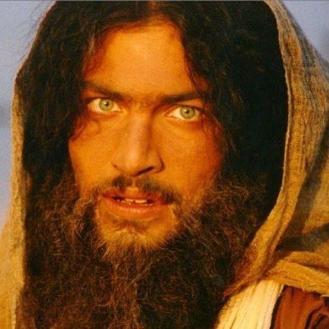 پارسا پیروزفر با ریش و موی انبوه در یک فیلم قدیمی+ عکس