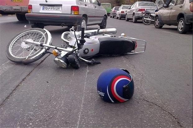 آمار جان باختگان موتورسواران در اصفهان کاهش یافت