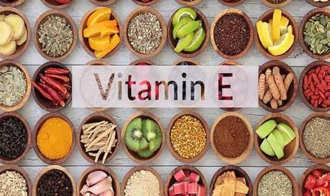 مسمومیت از عوارض مصرف بیش از حد ویتامین E+علائم