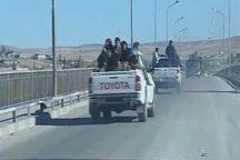 خروج کردهای مسلح سوریه از شهر«منبج» شروع شد