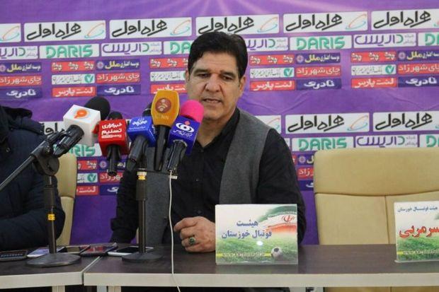 سرمربی ماشین سازی:پیروزی مقابل استقلال خوزستان کار سختی بود
