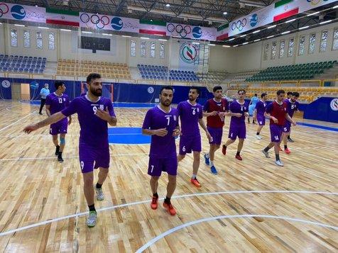 اردوی تیم ملی فوتسال ایران در جزیره کیش+ تصاویر