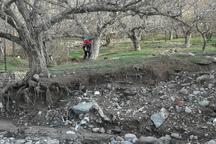 امدادرسانی به مناطق سیل زده در سه استان جنوبی کشور