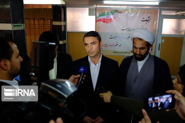 آمادگی برگزاری انتخابات مجلس شورای اسلامی در استان مرکزی وجود دارد