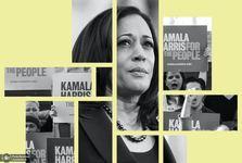 زنی که در آمریکا همه نگاه ها را به سوی خود جلب کرد/«کامالا هریس» کیست؟+ تصاویر