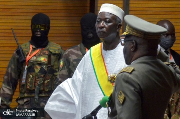 کودتای نظامی در  آفریقایی+ عکس
