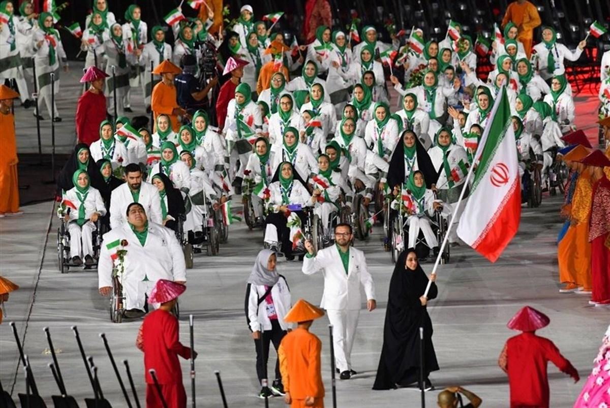 گزینه های احتمالی پرچمداری کاروان ایران در المپیک توکیو