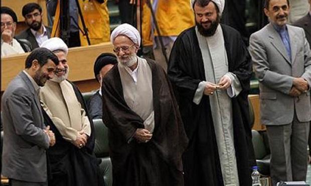 چرا احمدی نژاد درگذشت آیت الله مصباح یزدی را تسلیت نگفت؟