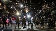 اعلام جنگ ترامپ علیه میلیون ها معترض/ استفاده از بالگردهای نظامی برای متفرق کردن معترضان/ اعتراضی علیه ظلم و وحشی گری