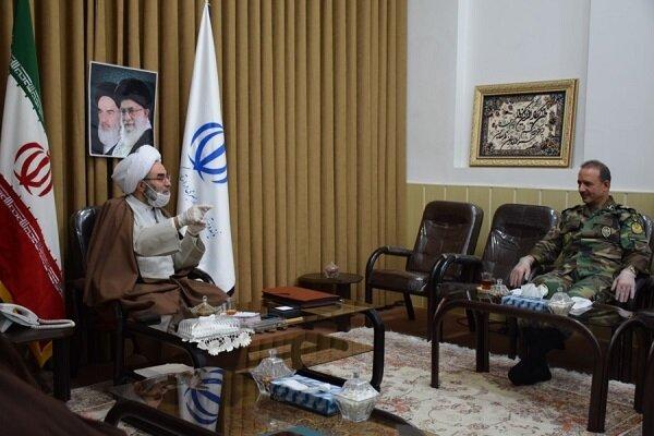 «آیت الله فلاحتی» از تلاش های ارتش در استان گیلان قدردانی کرد