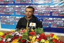 مربی تیم قشقایی شیراز: خیلی بد بازی کردیم