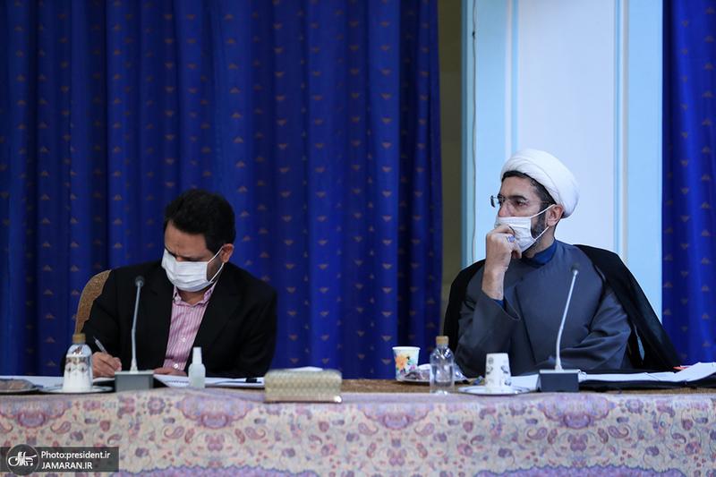 جلسه شورای عالی انقلاب فرهنگی