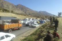 معاون اجتماعی نیروی انتظامی کرمانشاه: با خودروهای شخصی به مناطق زلزله زده تردد نکنید