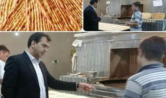 تمام نانواییها باید نرخنامه را در معرض دید مردم قرار دهند/با نانوایان متخلف برخورد میکنیم