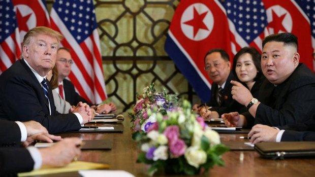 کره شمالی آمریکا را مسئول شکست مذاکرات دو کشور دانست