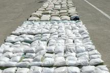 1.3 تن انواع مواد مخدر در سراوان کشف شد
