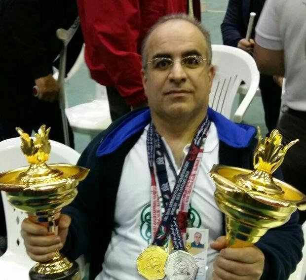 تیم ورزشی جانبازان شهرداری فردیس در کشور اول شد