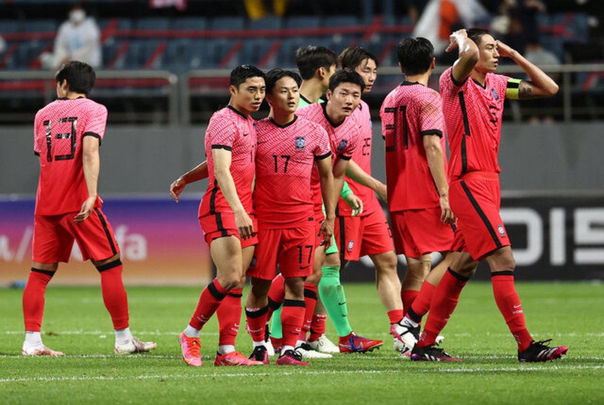 حضور یک بارسایی در لیست کره جنوبی برای بازی با ایران + عکس