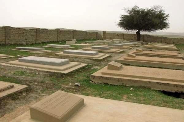 وضعیت گورستان ارامنه مسجدسلیمان تثبیتشده است