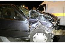 15 نفر در تصادفات کهگیلویه و بویراحمد مصدوم شدند
