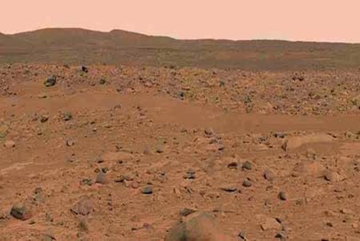 شناسایی آب در نمونههای جمعآوری شده از مریخ