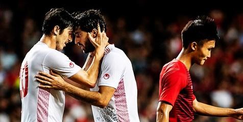 مربی هنگکنگ:تلاش بازیکنان ما مقابل ایران ستودنی بود