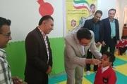 شرکت ۲۱۵۸۵ کودک در طرح فلج اطفال قشم