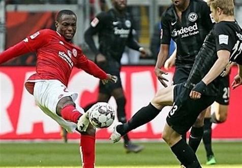 اینتراخت فرانکفورت از سهمیه لیگ قهرمانان اروپا دور شد