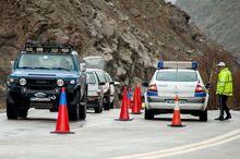 تمامی جادههای ورودی مازندران بسته شد