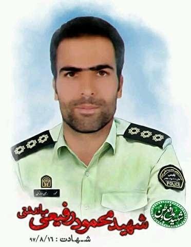 دستگیری عاملان شهادت مامورناجا در اصفهان  عملیات 6 ساعته پلیس برای دستگیری 14سوداگر مواد مخدر