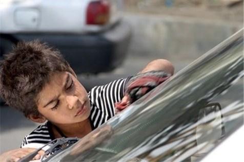 درآمد عجیب کودکان کار سرچهارراه! + فیلم