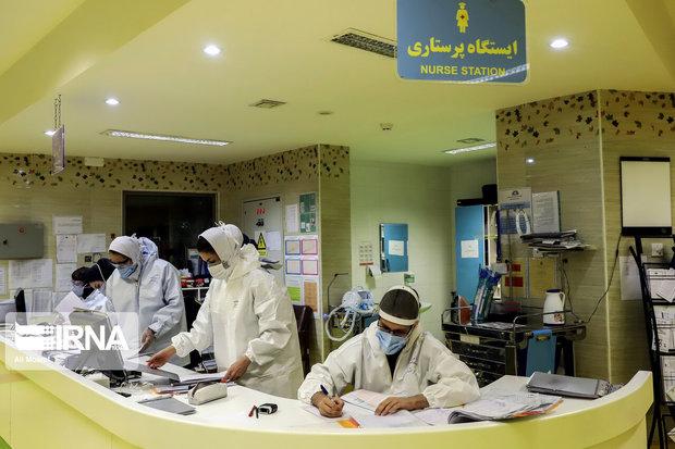 ظرفیت بیمارستان های گنبدکاووس برای پذیرش بیماران کرونایی اشباع شد