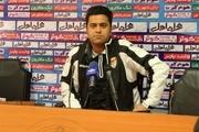 مربی فولاد خوزستان: برای برد به مصاف پرسپولیس میرویم/ برای قهرمانی همقسم شدهایم