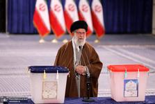 رهبر معظم انقلاب: روز انتخابات جشن ملی است؛ این جشن را تبریک میگویم/ انتخابات متضمن منافع ملی کشور است