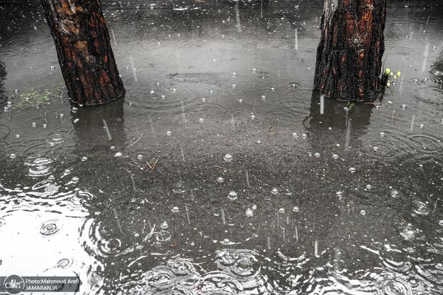 احتمال سیلاب در پنج استان