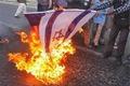 3 سال حبس مجازات آتش زدن پرچم رژیم صهیونیستی
