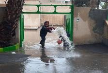 وعده مدیرکل مدیریت بحران خوزستان در خصوص رفع آبگرفتگی ها