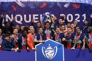 نتایج فوتبال اروپا| پاری سن ژرمن فاتح جام حذفی فرانسه شد +عکس و ویدیوی اهدای جام