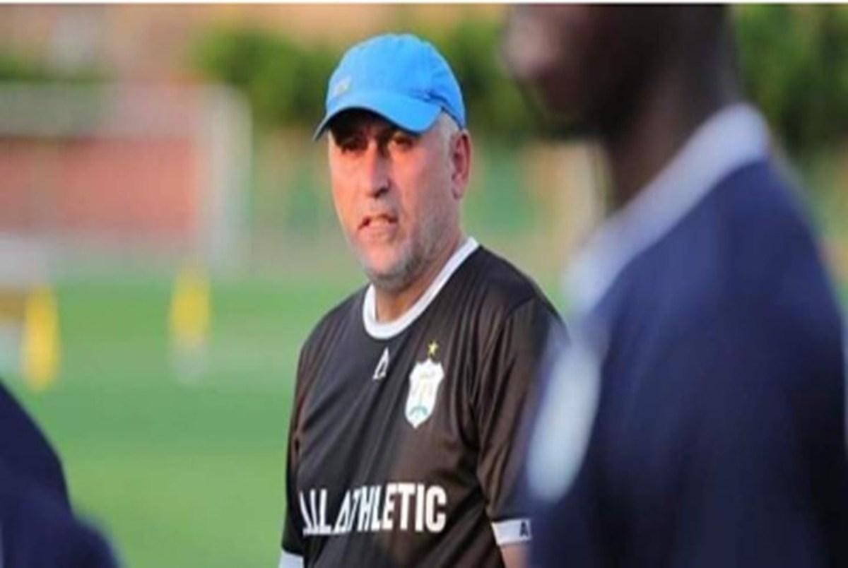 سرمربی تیم ملی فوتبال سوریه مشخص شد