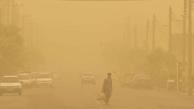 ماندگاری گرد و غبار تا اواسط وقت دوشنبه در خوزستان