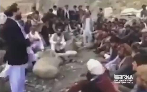رفتار احمد مسعود با نیروهای طالبان پس از اسارت آنها