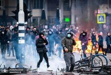 شورش و آشوب در اروپا