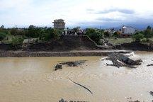 بیش از ۱۰ روستا در شهرستان آققلا زیر آب هستند/ خطر وقوع سیل در شهرستان گمیشان